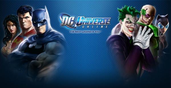 Jugar DC universe, juego online gratis multijugador