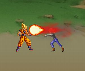 Dragon-Ball-Z juego de lucha
