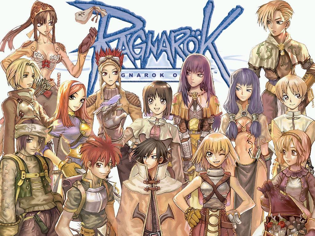 juego Ragnarok graficos 2d