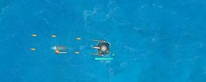 Aqua Turret, estrategia y acción en un juego de Agua