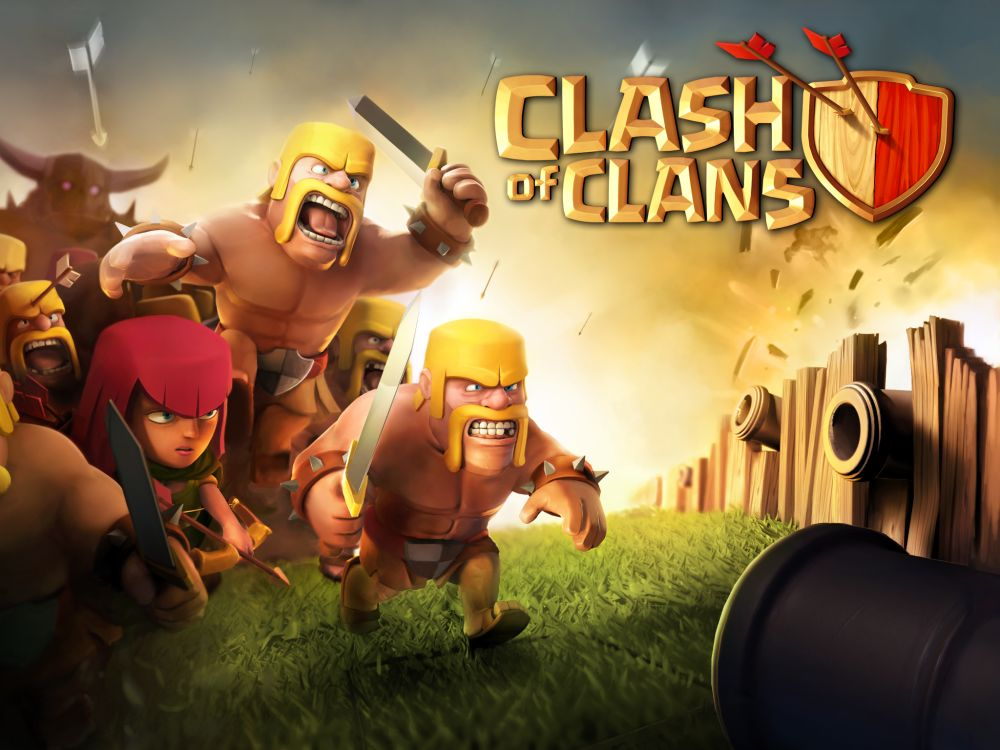 clash of clans para Android