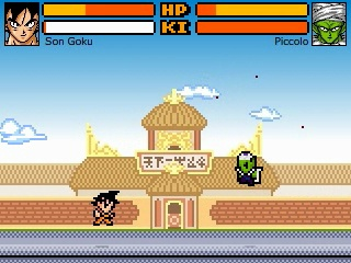 jugar dragon ball flash y gratis