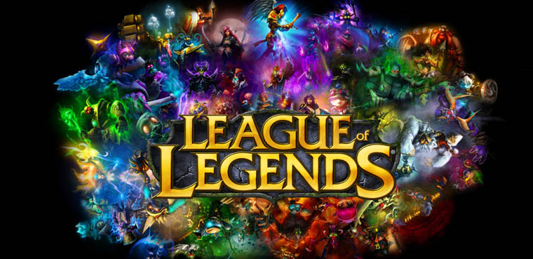 league of legends juego online
