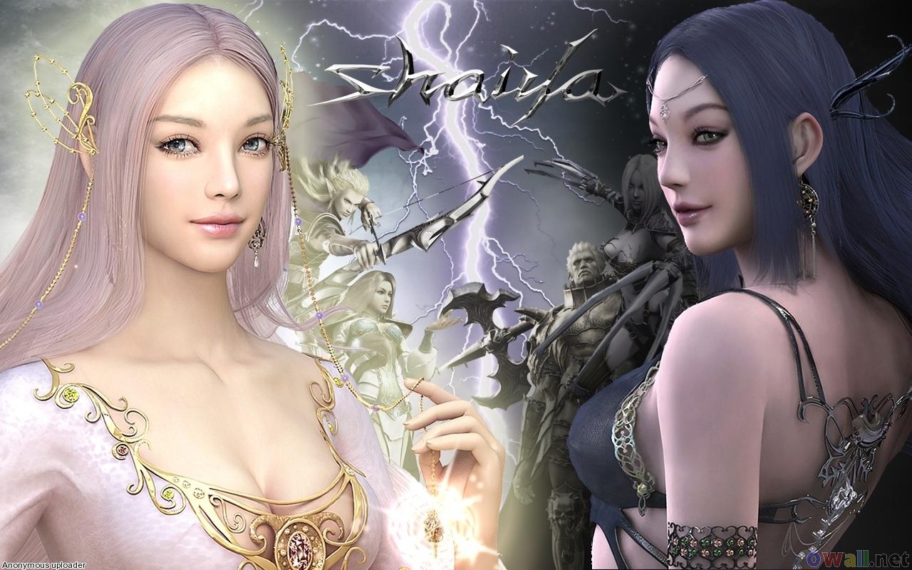Descargar Shaiya gratis, juego de rol online