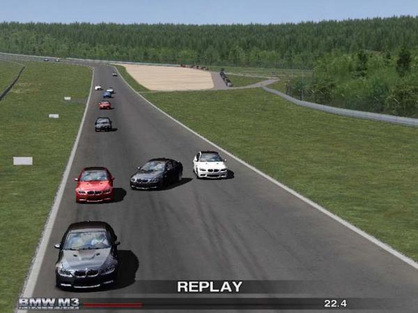 Descargar BMW M3 Challenge