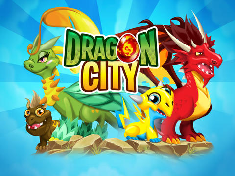 Dragon City para iphone