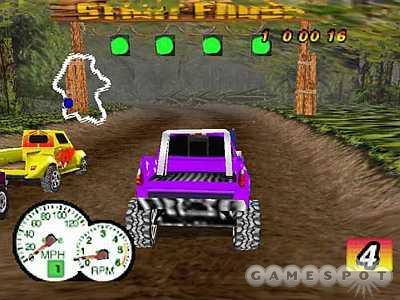 Descargar TruckMania gratis, juego de carreras