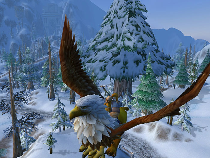 MMORPG Word of Warcraft