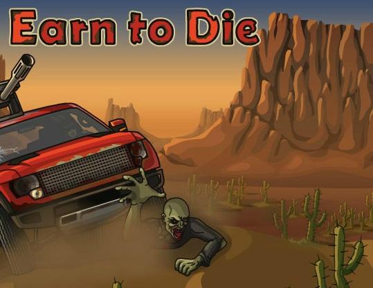 Earn to Die, juego de autos destructores gratis