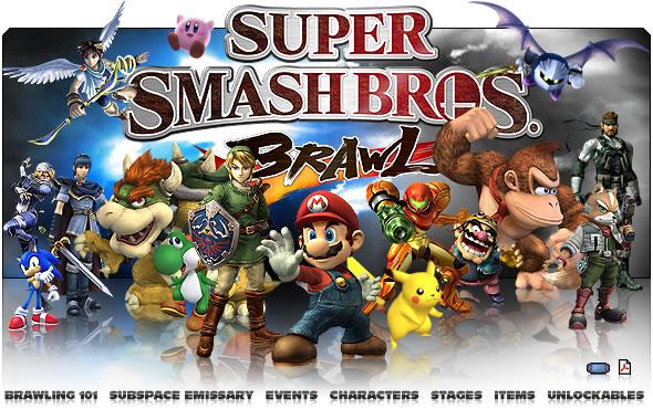 juego Super Smash Brawl gratis