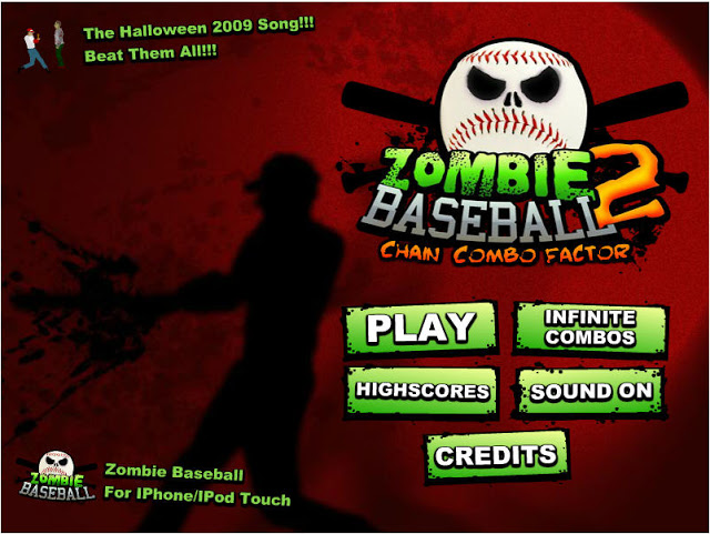 Juego Zombie baseball 2 para jugar gratis