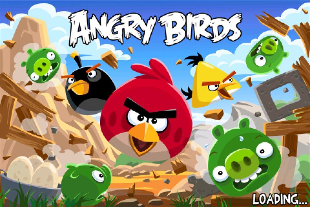 jugar Angry Birds HD original