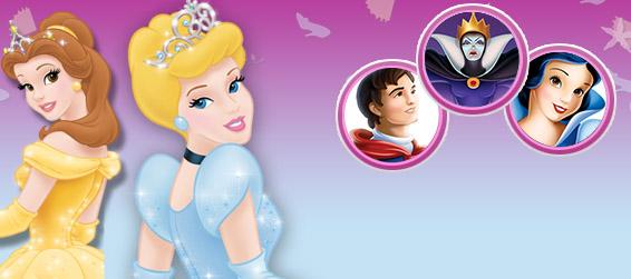 juego princesas de disney