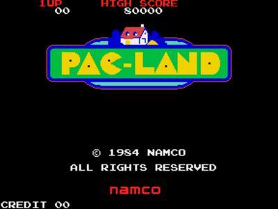 Pac Land para jugar online
