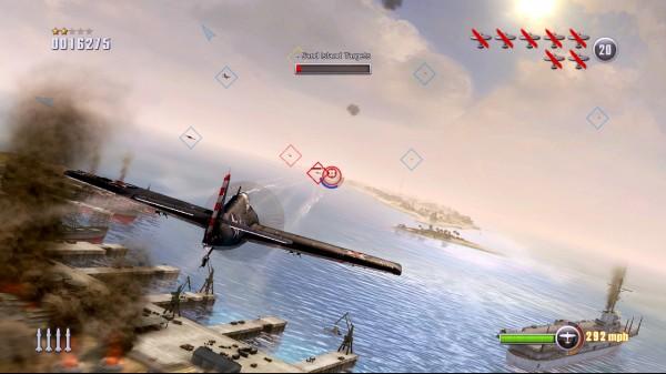 Juego de aviones