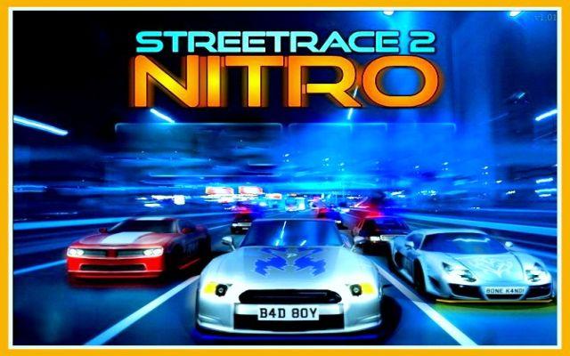 Juego de carreras Streetrace 2 Nitro online