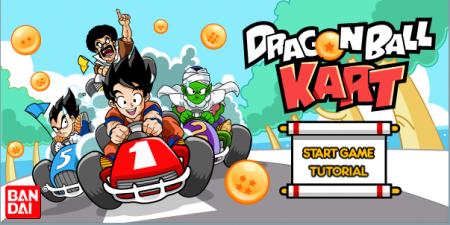 Juego de coches con Dragon Ball