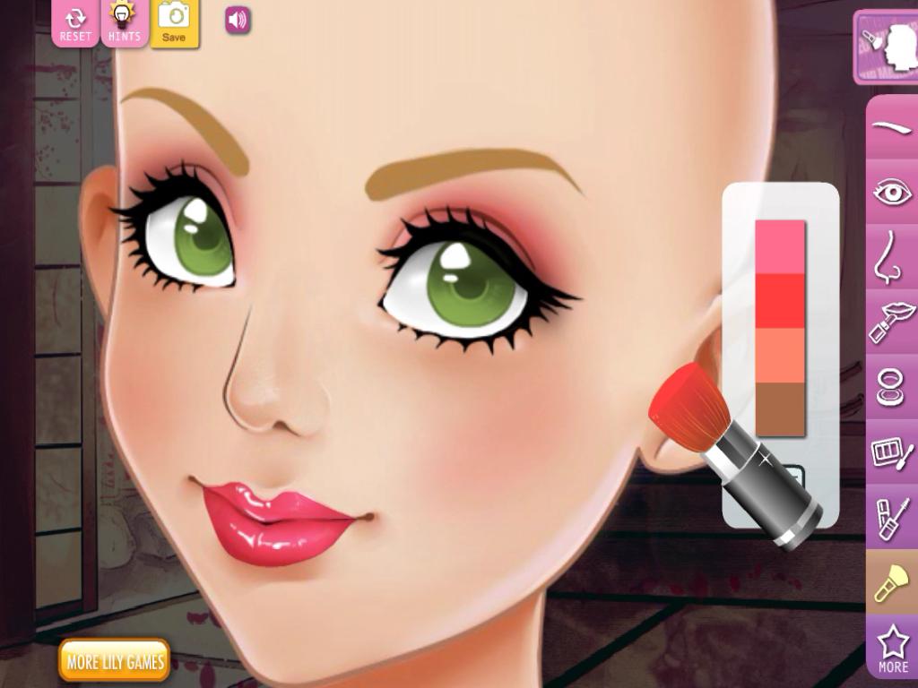 Juego de maquillaje online