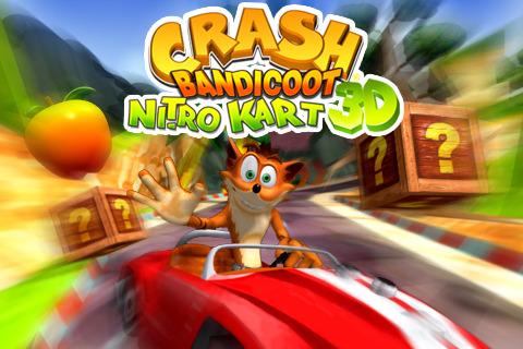 jugar Crash Bandicoot 3D online