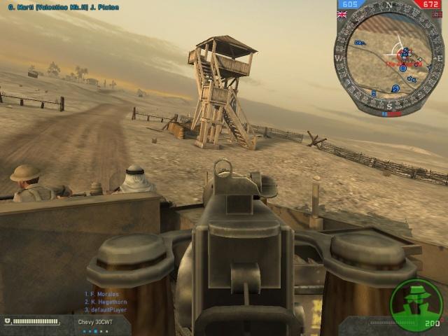 juego Battlefield online