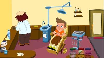 Juego de dentista