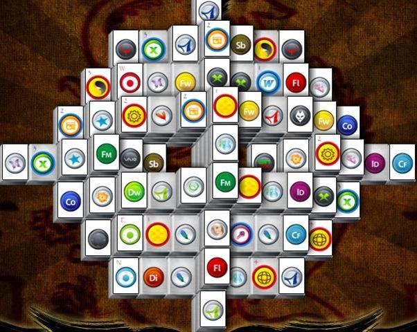 Juego de Mahjong Shanghai gratis