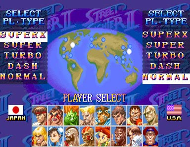 Street Fighter 2 completo gratis