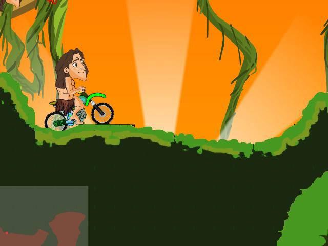 Tarzan Bike online