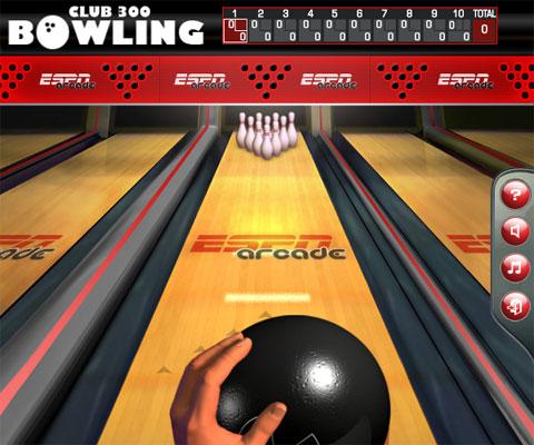 juego de Bowling online