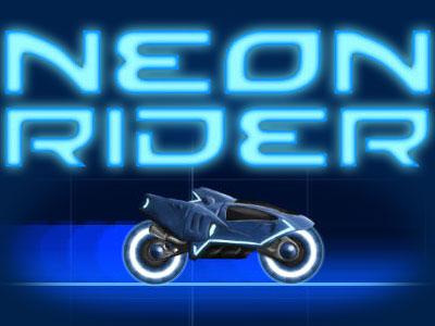 Neon Rider juego flash