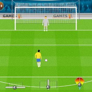 Juego de futbol flash