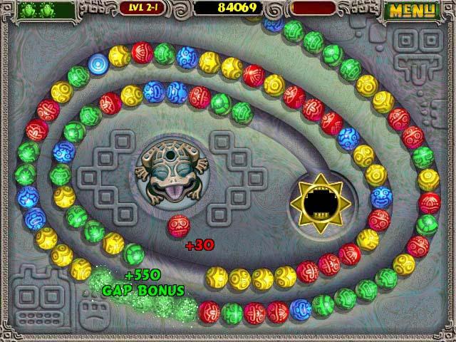 Zuma Deluxe Juego De Puzzle Online Juegos Gratis