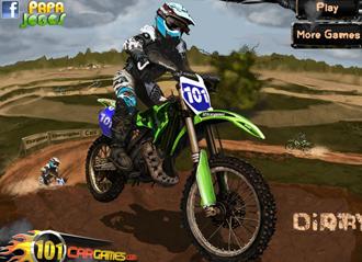 Juego de motos, el mejor juego friv de carreras