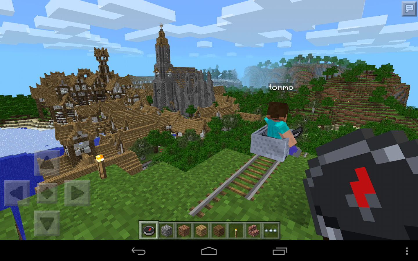 Minecraft HD para Android