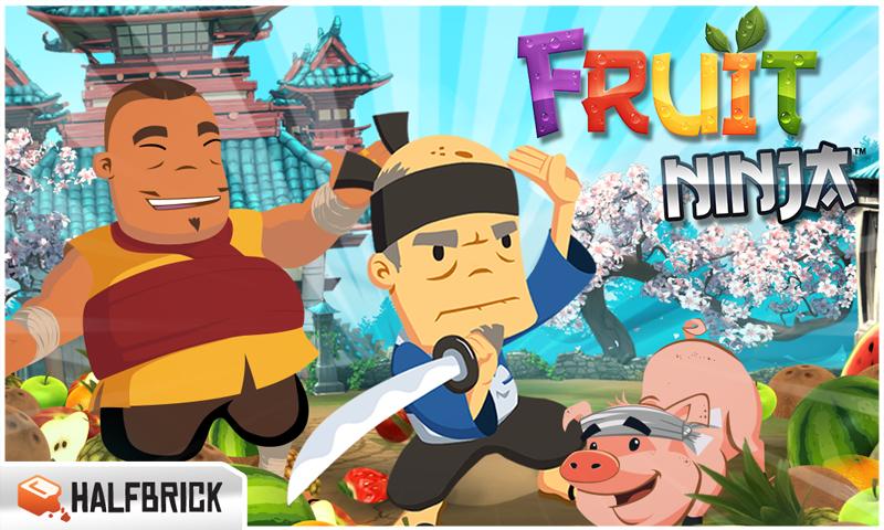 Juego Fruit Ninja para Android