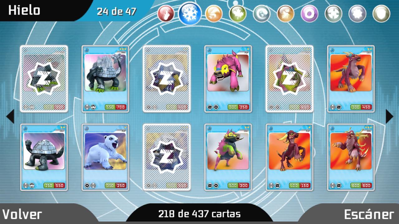 juego Invizimals gratis para Android