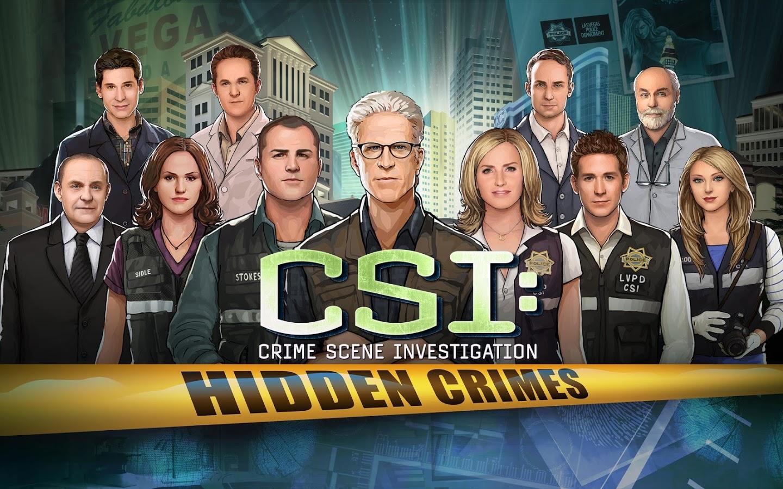 Juego CSI para Android