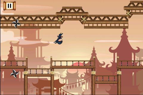juego para Android gratis de ninja