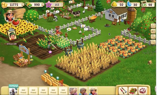 Consejos para Farmville 2 Facebook