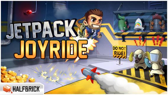 Jugar Jetpack Joyride en iPhone