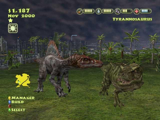 Jugar Jurassic Park en internet
