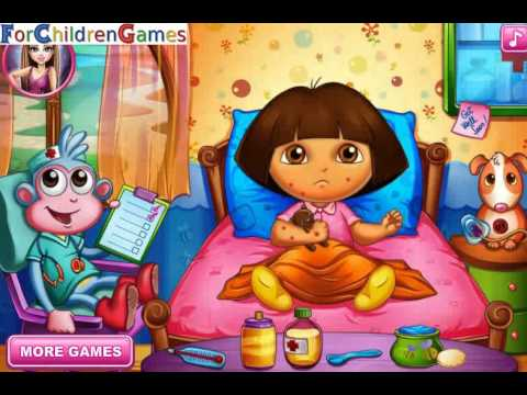 Juego de Dora gratis online