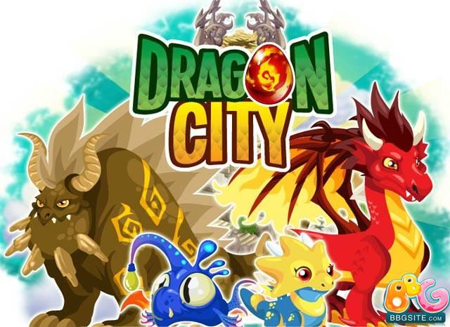 Jugar Dragon City en Facebook