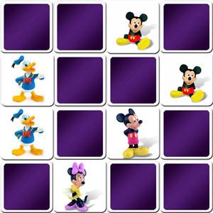 Jugar con Mickey mouse