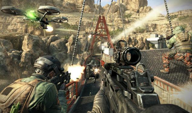 Juego de disparos Call of Duty 2