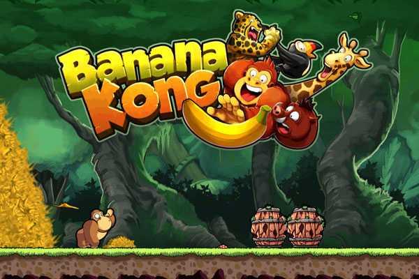 Juego de Banana Kong online