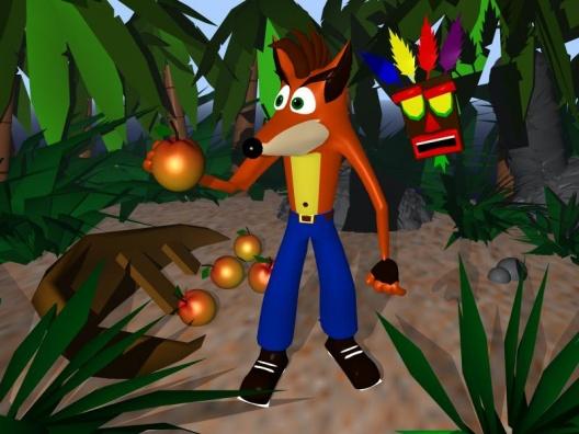 Crash Bandicoot para jugar online