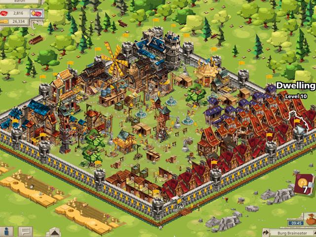 Juego Goodgame Empire gratis en internet