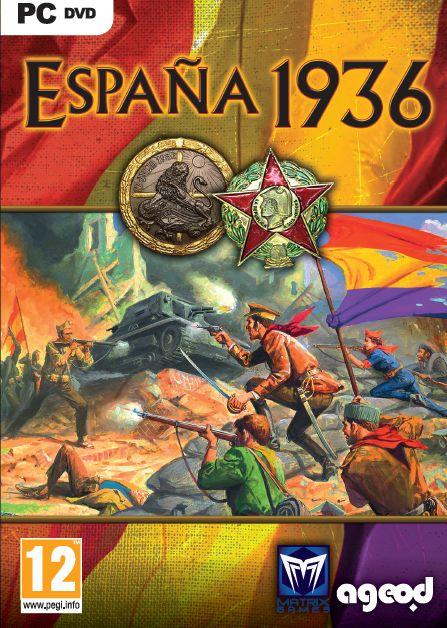 juego para pc de españa 1936