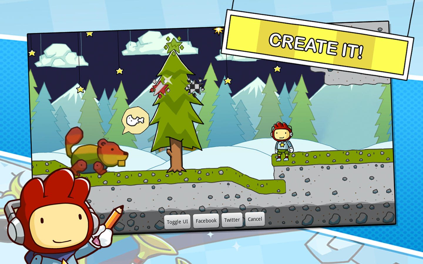 Scribblenauts Remix para Android